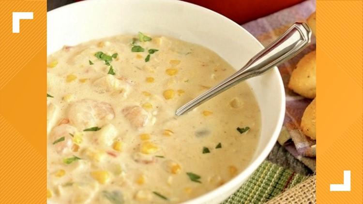 Recipe: Shrimp & Corn Bisque | National Seafood Bisque Day
