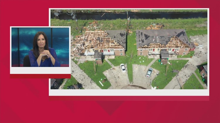 St. John Parish President Jaclyn Hotard gives update on Hurricane Ida recovery
