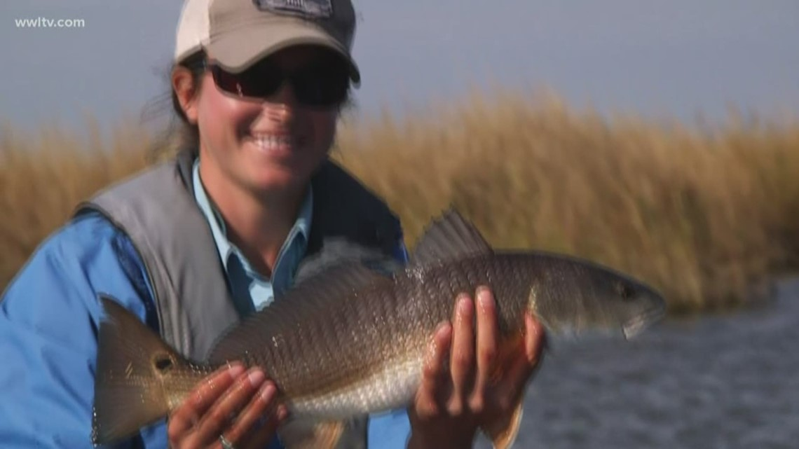 Fish & Game: Fishing with the Salty Chicks