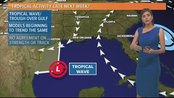 Tropical Update: All is quiet, models hint at something next weekend