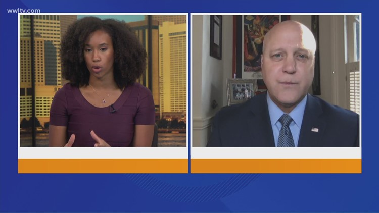 Former New Orleans Mayor Mitch Landrieu: We need to be one country, not two
