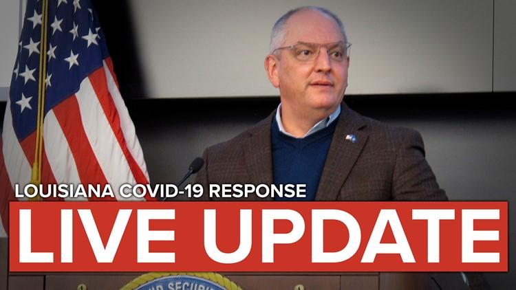 Gov. Edwards 'seriously considering' reinstating statewide mask mandate