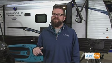 Are you reading to go RVing?