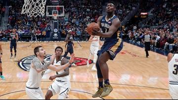 Pelicans lose to Nuggets 106–113