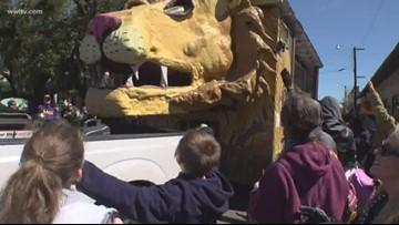 Covington Lions Club celebrates 60th parade