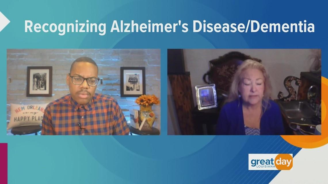 Recognizing Alzheimer's Disease & Dementia Part 1