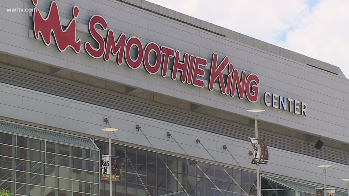 Could the Smoothie King Center be an early voting location?