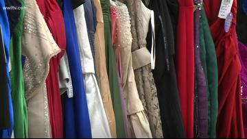 'Dresses for Dreams' helps local girls prepare for prom in Algiers