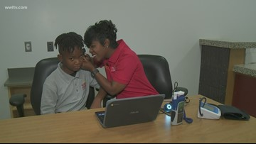 Telehealth begins in 12 New Orleans public schools