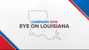Louisiana Runoff Election Results 2019