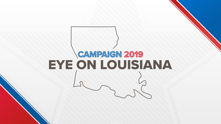 Louisiana Election Results 2019