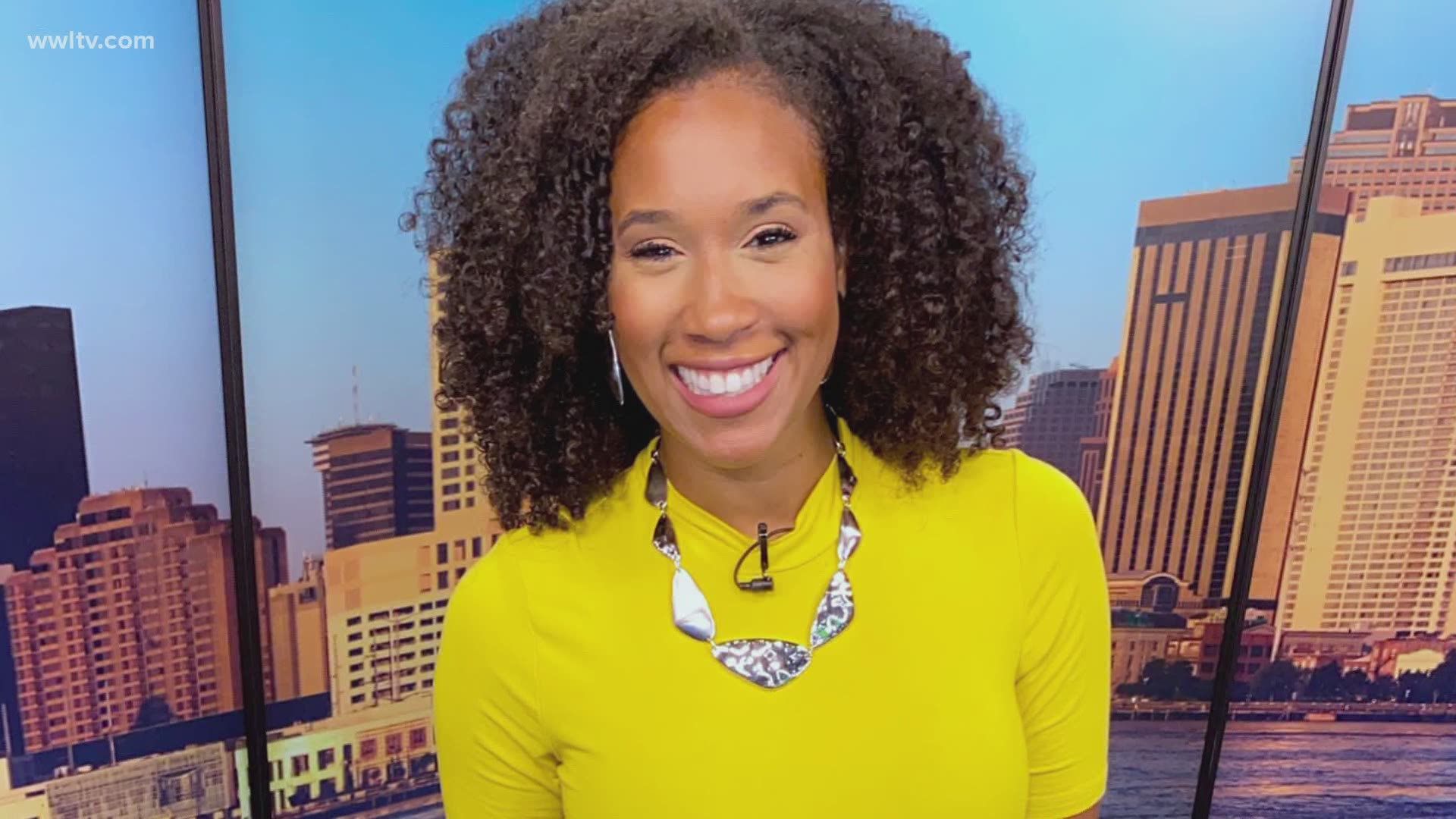 Wwl Tv S Sheba Turk Named Uno Young Alumna Of The Year Wwltv Com