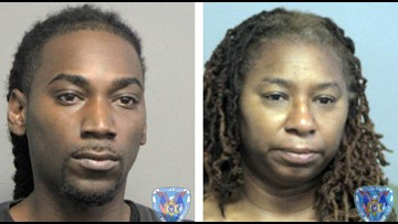 Mother, son arrested in death of Terrytown man who died under the son's care