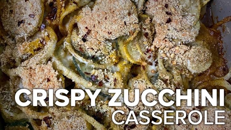 Recipe: Chef Kevin Belton's Crispy Zucchini Casserole
