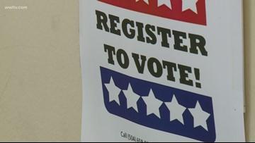 Louisiana voting change not causing surge in felon signups