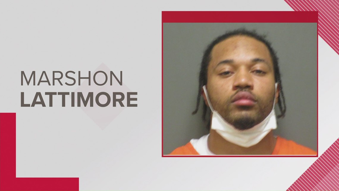 New Orleans Saints CB Marshon Lattimore arrested in Cleveland with stolen gun, according to police