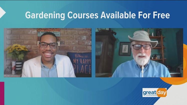 Free Online Gardening Classes