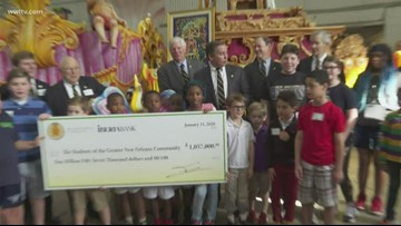 Rex's Pro Bono Publico Foundation awards $1 million to local schools