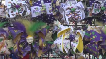 Family Gras fills Friday night with family fun