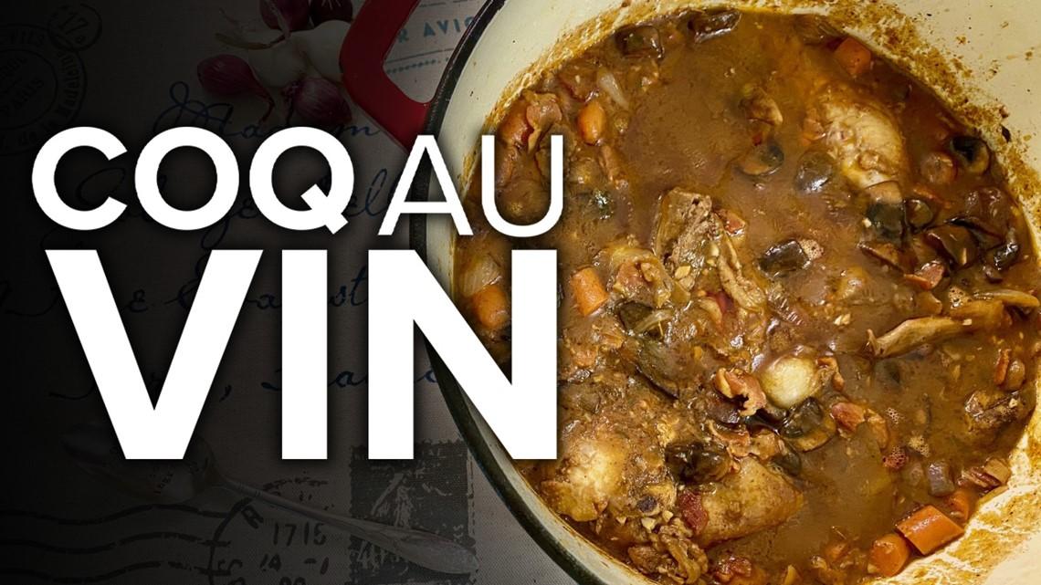 Recipe: Chef Kevin's Coq au Vin