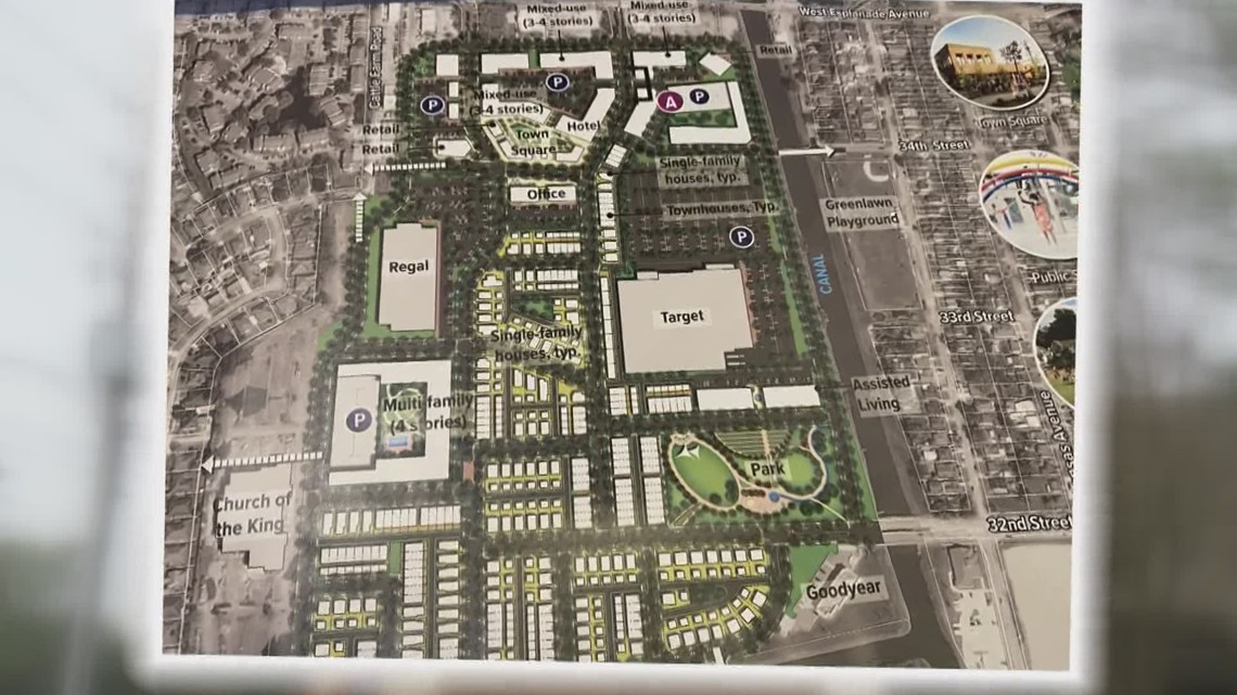 Kenner residents get first look at plans for Esplanade Mall, Rivertown