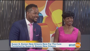 Susan G. Komen New Orleans Race for the Cure