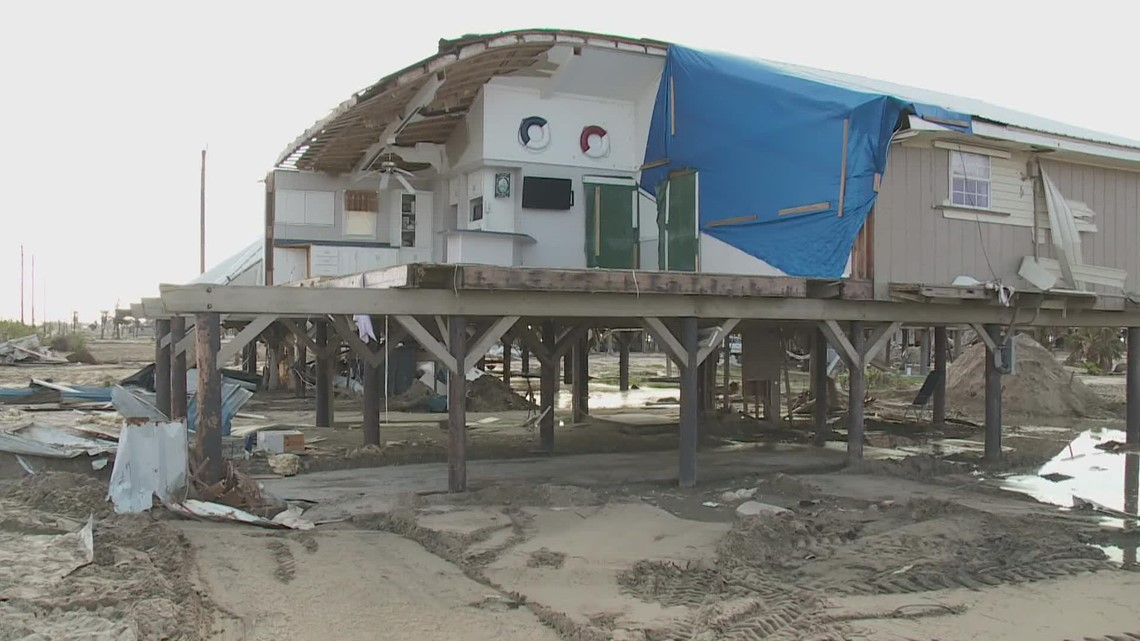 'We were one of the lucky ones' | Grand Isle still recovering after Ida