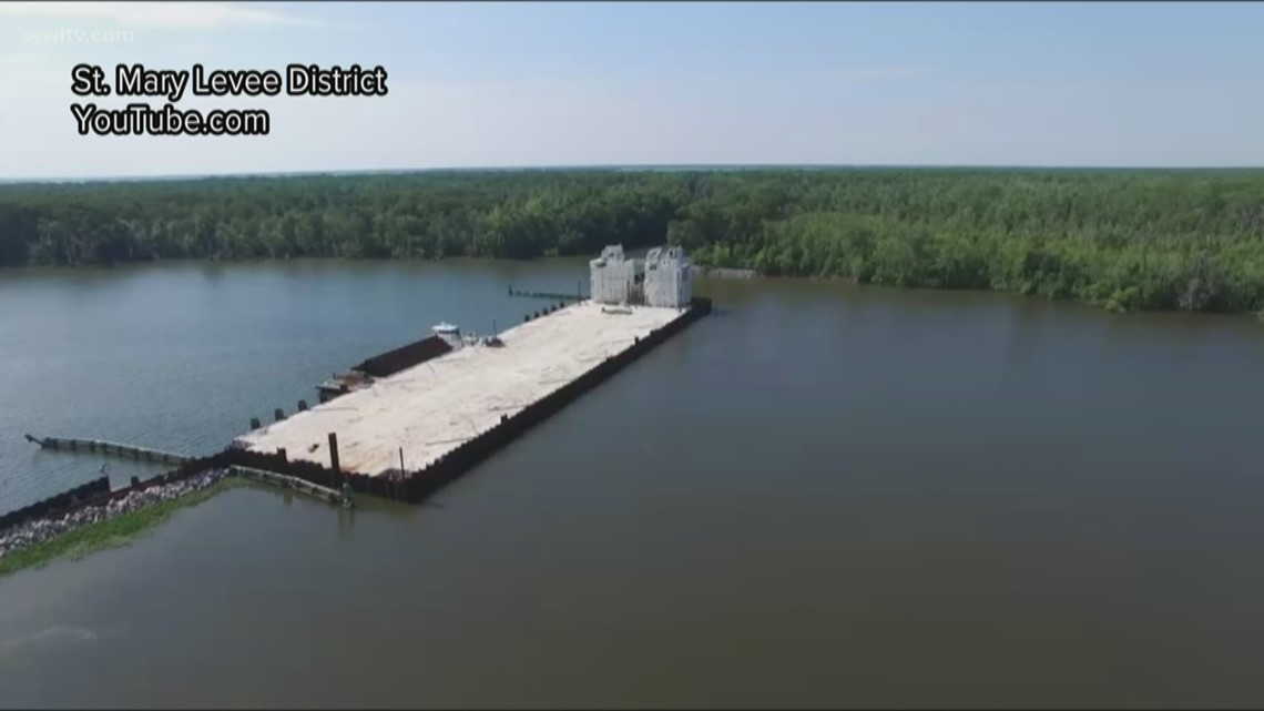 Terrebonne Parish gets ready for expected Morganza opening