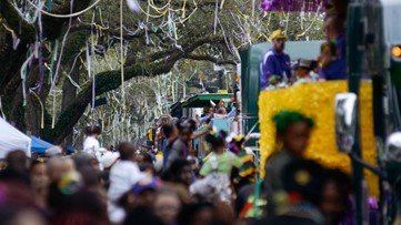Some trucks in Elks Orleans parade to be banned, krewe says