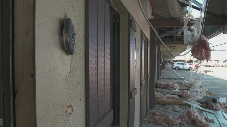 'Nobody is leaving from this' | St. John business owners vow comeback