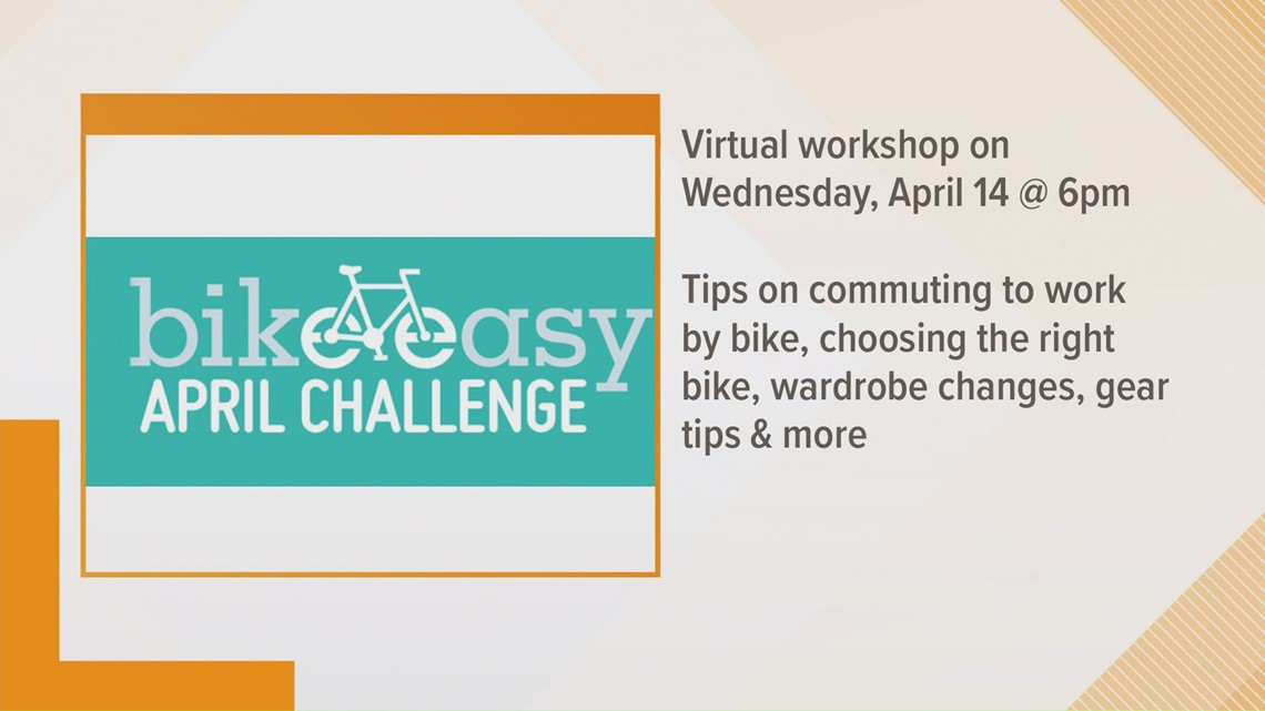 Why you should participate in the Bike Easy April Challenge