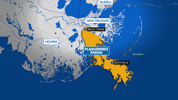 Plaquemines Parish gets $4 million for water infrastructure