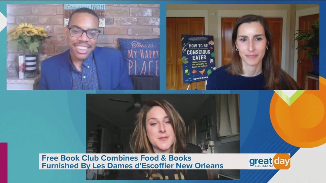 Les Dames d'Escoffier New Orleans Book Club