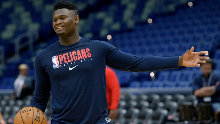 The long wait for Zion Williamson's debut is almost over