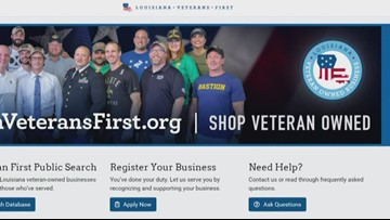 New database makes veteran-owned businesses easy to find