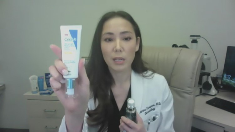 Mask and sanitizer-related  skin irritations and how to address them