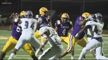 Hahnville tops Thibodaux in battle of unbeatens