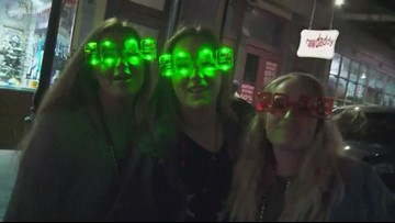 WATCH: French Quarter buzzing ahead of midnight NYE fireworks
