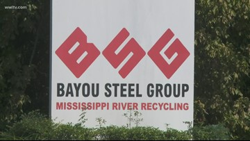 Company makes $28 million bid for Bayou Steel with plans to reopen LaPlace plant