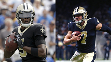 Forecast: Teddy Bridgewater or Taysom Hill? How about both.