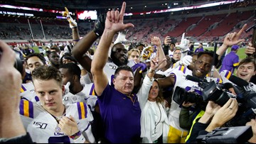 'Exactly how I treat my sons' - Orgeron talks coaching, road to LSU in ESPN interview