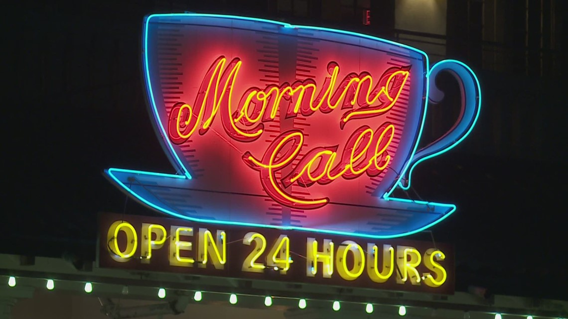 Morning Call almost ready to reopen at Canal and City Park Avenue