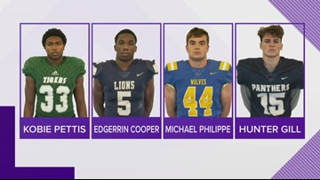 District 6-5A: All District Defense