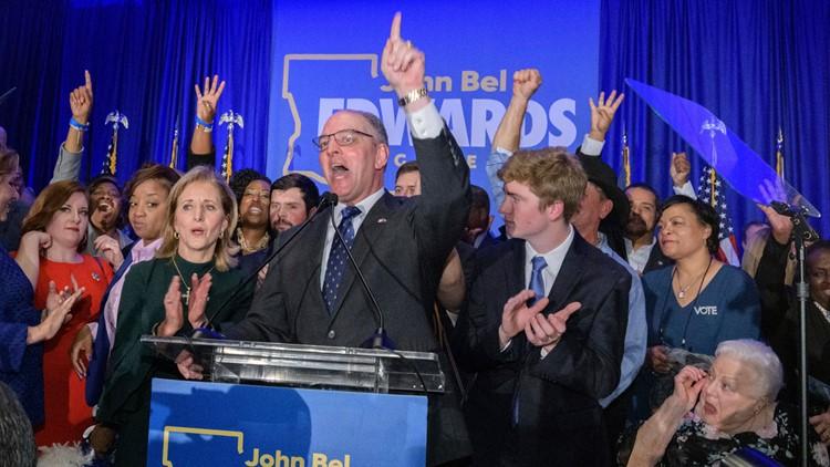 How John Bel Edwards won the Louisiana Governor's race