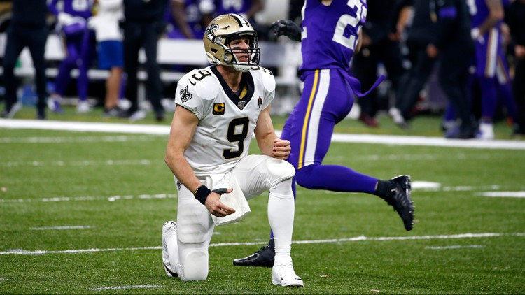 Brees' decision should come in about a month