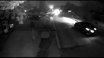 Video shows drive-by shooting in Houma