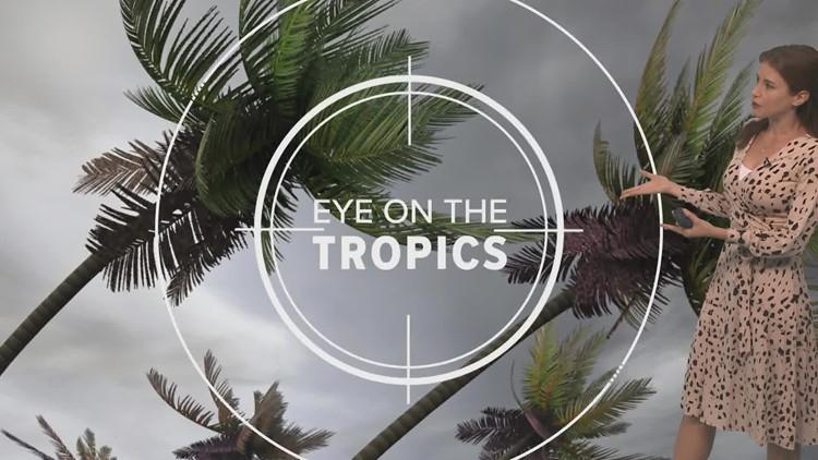 Saturday morning tropical update: Atlantic stays quiet