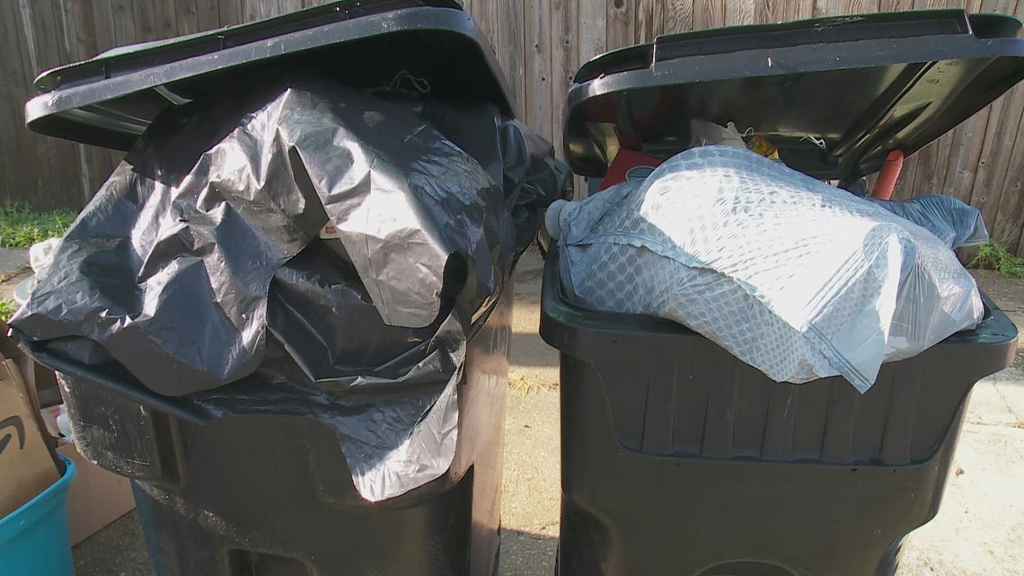 Mayor Cantrell signs emergency trash contracts