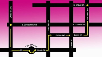 Zulu's new parade route avoids Hard Rock Hotel