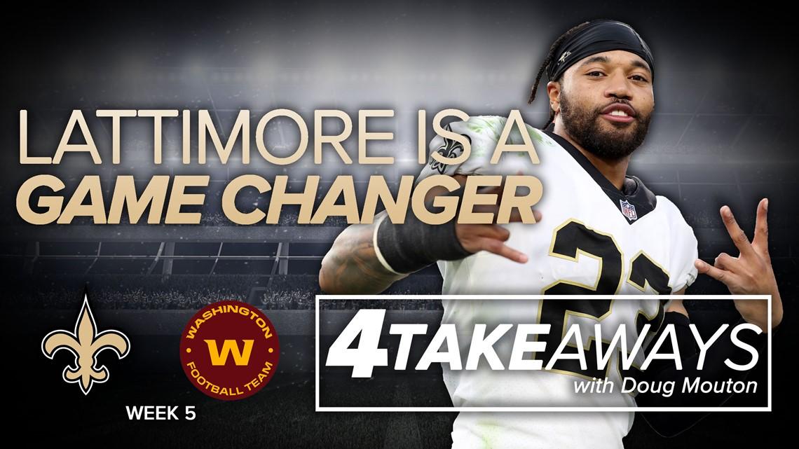 4 Takeaways: Marcus Lattimore shut down Washington's passing game